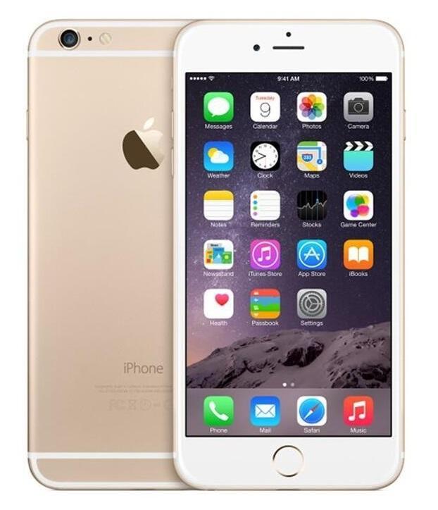 Recuperado Original iPhone 6 Plus com impressão digital 5,5 polegadas IOS 11 de 16GB / 64GB / 128GB 4G LTE Desbloqueado