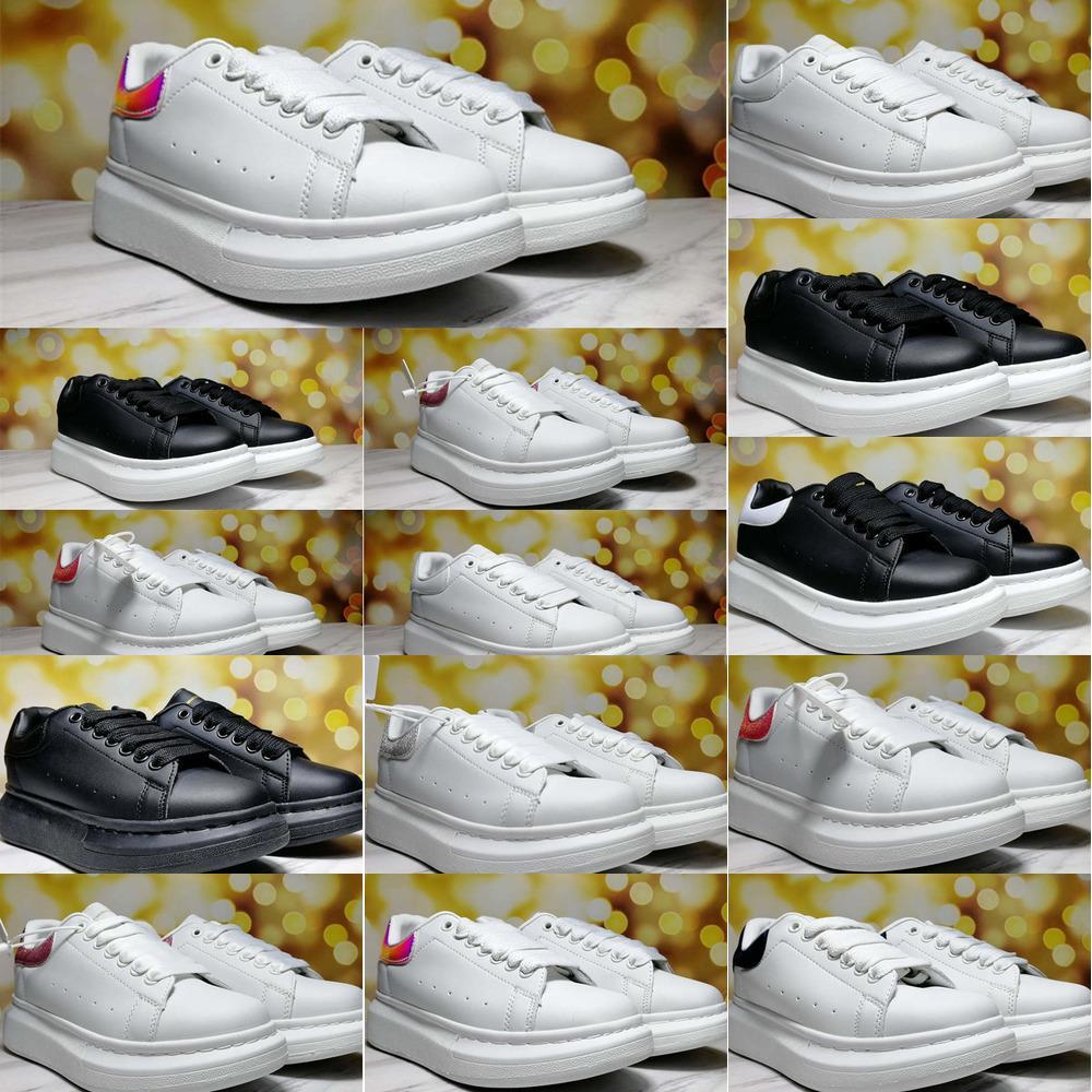 moda rahat kadın erkek Alexendre McQveen kadın erkek ayakkabıları yüksek taban ayakkabılar kapalı açık koşu ayakkabıları büyüklüğü 35-441BVT Zios