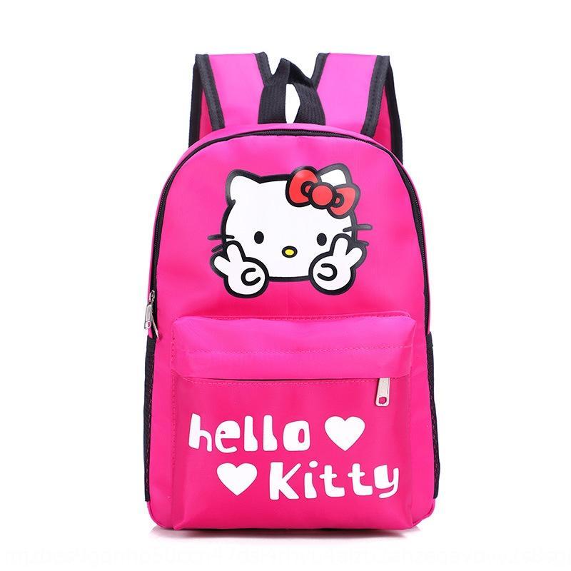QIqxU 2020 nueva guardería de niños y niñas Bag 'mochilas alumnos lindo 1 2020 nueva guardería de niños y niñas del grado bolsa mochila mochila