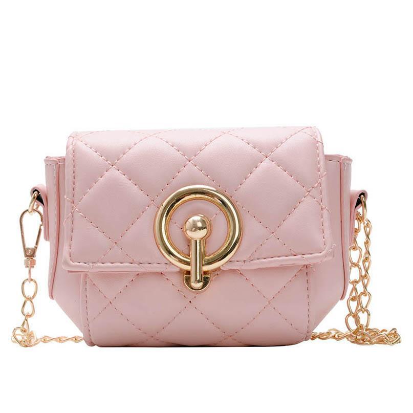 Ins de moda Mini cadeia crianças sacos meninas sacos de crianças sacos meninas ombro bolsa de crianças saco do mensageiro crianças bolsas meninas bolsas B1491