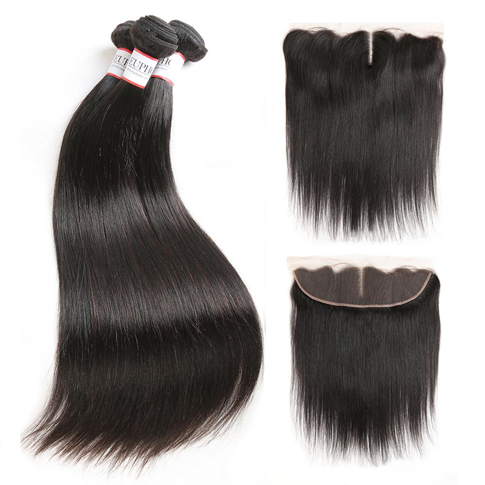 New Indian Pacotes Cabelo Nicelight Remy Cabelo Humano Pacotes ofertas 1/3/4 Pacotes Cabelo Liso