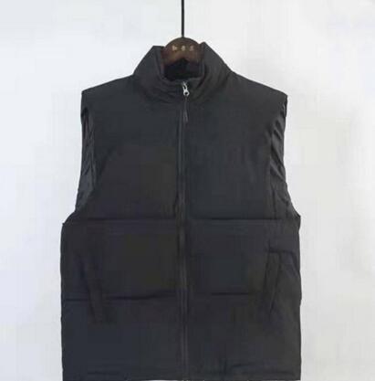 Известный Mens вниз Мужчины Женщины Стилист зимы пальто куртки Mens высокого качества вскользь Жилеты мужские Стилист вниз 4 цвета Размер S-XL 01