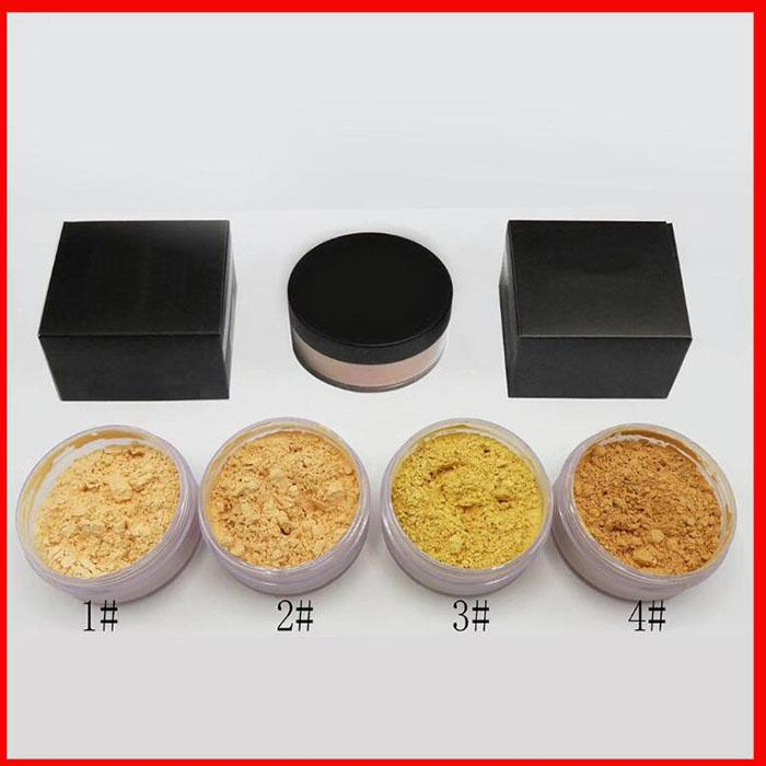 face powder Nude Powder CRYSTAL Nude honey powder brightens and oil control free shipping