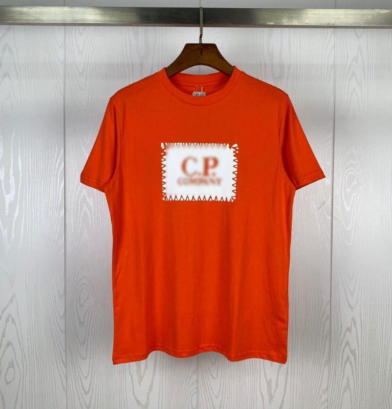 assa HOTSALE CP-T-Shirt Marke Herren T Shirt Company Designer-T-Shirt Männer Frauen CP-Ausstattungs-Luxus-Tees CP Coats Sommer Frühling Pullover 20040206L