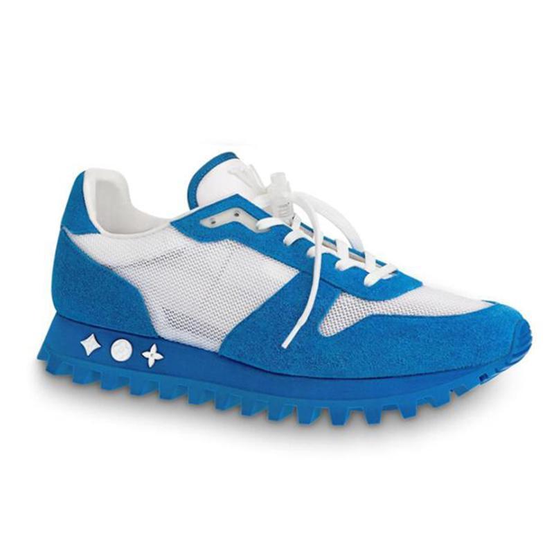 Zapatos de los hombres de lujo del cordón del estilo 2020 hasta entrega rápida nave de la gota Ejecución del otoño y del invierno deportivo ligero zapatos cómodos Zapatos de Hombre