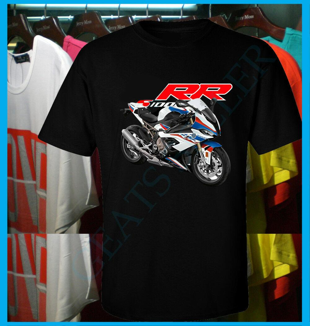 Nueva camisa 2020 S1000RR de Superbikes Motorrad LogoPerformance Racing T