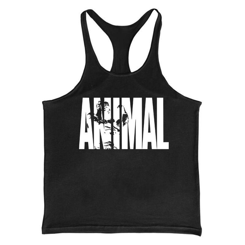 Goku Dragon Ball Mens Fashion Graphic Sleeveless T-Shirt Tank Top Muscle Gym Bodybuilding Vest Tops Black