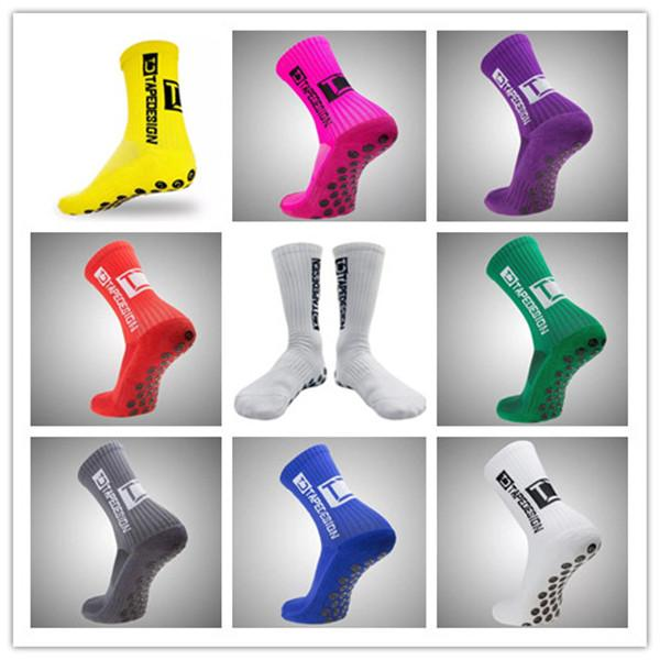 Style Hot 2020/2021 TAPEDESIGN Chaussettes de soccer chaudes chaussettes pour hommes d'hiver thermique Bas de football Sweat-absorption Course à pied Randonnée à vélo