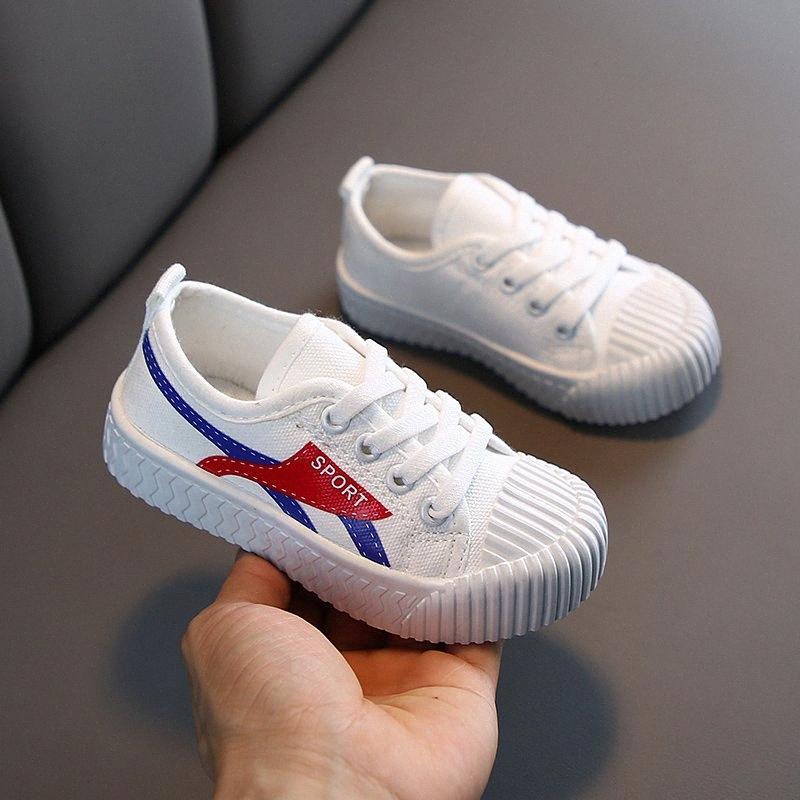 Enfants Chaussures Casual Automne bébé chaussures de sport pour Garçons Filles Lettres Anti Slip Chaussures enfant en bas âge Chaussures bébé à semelle souple de qualité Chaussures enfants Acheter Fnhv n