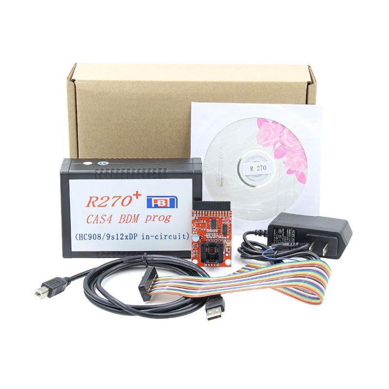 Professional R270+ For BMW CAS4 BDM Auto Key Programmer for bmw key prog Programmer R270+ For CAS 4 EWS4