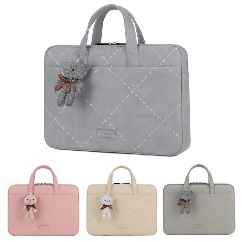 Waterproof Cute Laptop Bag Sleeve 12 13 14 15 15.6 Inch Notebook Bag For Macbook Air Pro 13.3 15.4 Dell Asus HP Acer Laptop Case CX200711