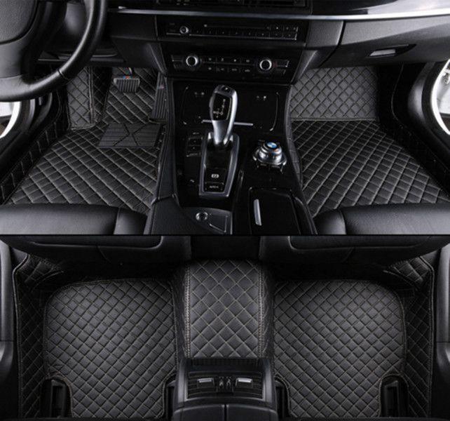3D Luxus Custom Car Boden Mercedes-Benz C-Klasse New Energy 2016 ~ 2017 Bodenmatte Automatten Nicht giftig und geruchlos