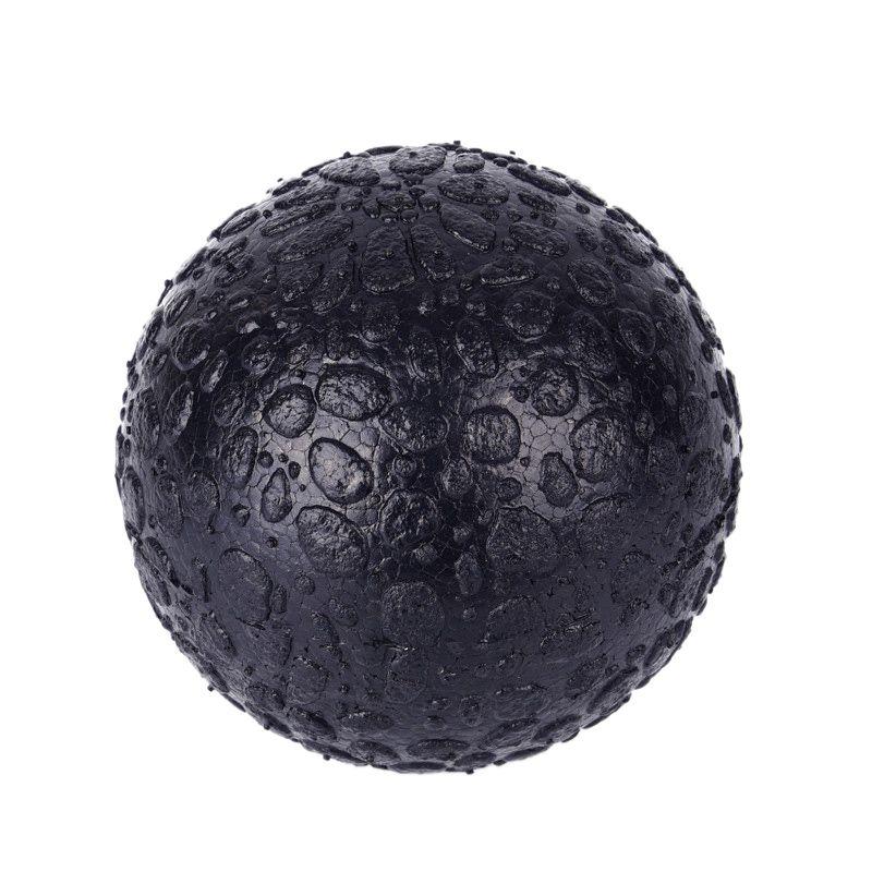 1pcs Pelota de ejercicio de alta densidad de 10 cm bola de masaje Formación Ligera en Liberación miofascial Tejido Profundo Yoga Terapia
