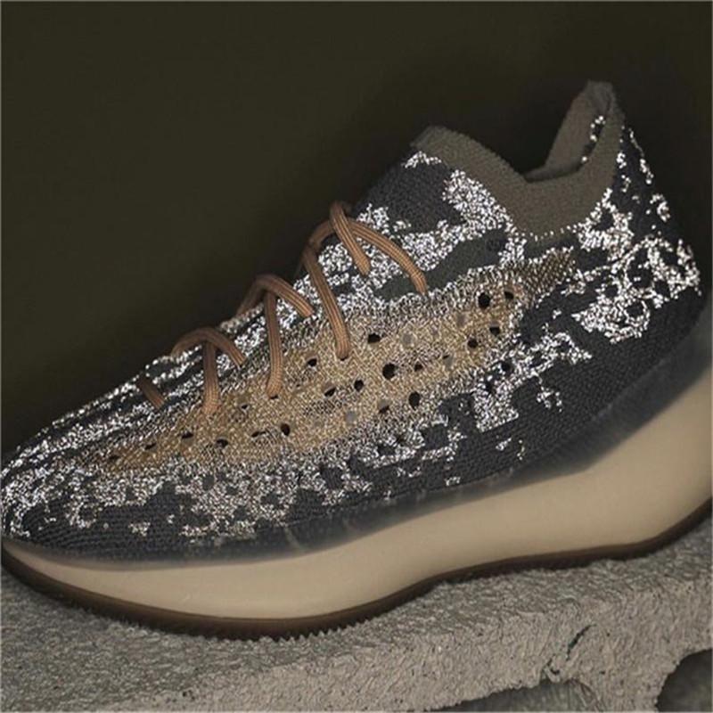 Оптовая 380 Чужеродных Mist обувь Женщина Мужчины Дизайнер Sneaker кроссовок Boosts 700 Больница Синего Kanye Des Chaussures Scarpe Zapatos Спорт