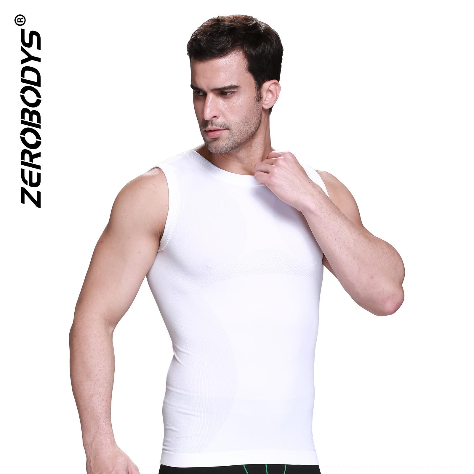 8BQpU eğitim takım elbise nem emme ve terleme yelek 090 erkek dikişsiz açık hava spor spor sui yelek açık spor çabuk kuruyan