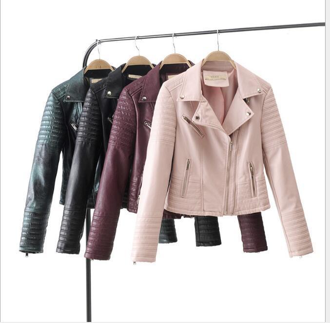 cappotto del rivestimento sottile di alta qualità delle donne della molla di autunno di modo delle parti superiori del cappotto del rivestimento tuta sportiva