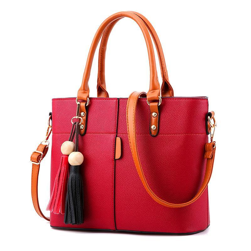 çanta kadın omuz crossbody çantası kadın gündelik geniş kılıf yüksek kaliteli suni deri bayan hobo haberci çantası
