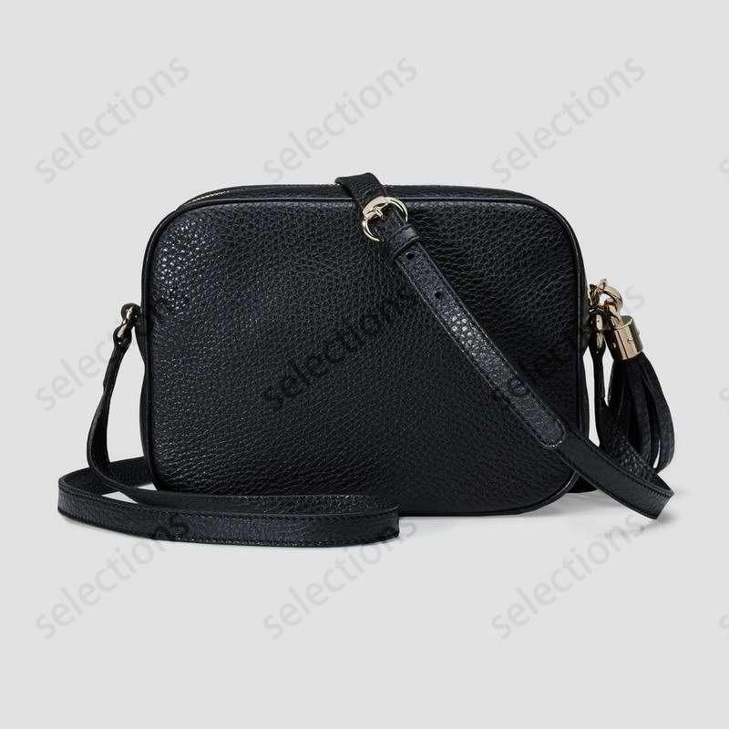 Hohe Qualität Frauen Brieftasche Handtasche Handtaschen Taschen Crossbody Soho Bag Disco Umhängetasche Fransen Tasche Geldbörse