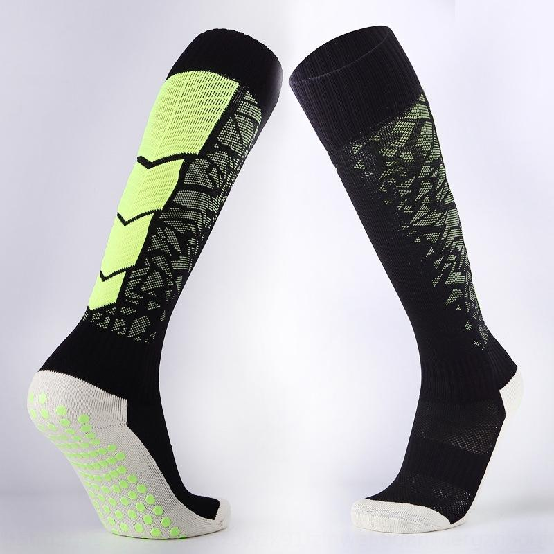 Anti-slip wear-resistant soccer and Socks mao jin di thick with non-slip rubber comfortable soles wear-resistant hose athletic socks OsEZ8
