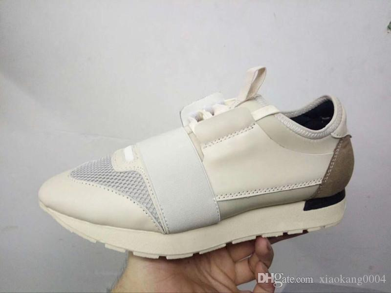sapatos casuais 2019 nova de couro estação europeu superior malha de superfície 35-46 sapatos baixos vendas diretas da fábrica nm16502 frete grátis