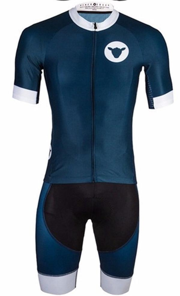 Black Sheep Erkek Bisiklet Jersey Nefes Bisiklet Önlüğü Jel Seti Bisiklet Giyim Binme Bisiklet Giyim Giyim Bisiklet Wear Tops ayarlar