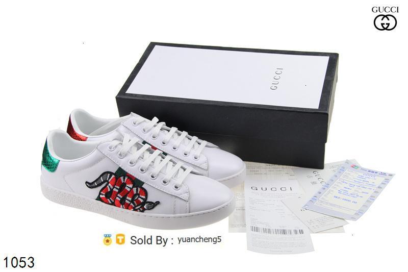 yuancheng5 modo caldo ACE scarpa da tennis dei fannulloni della scarpa da tennis Ace ricamati Driver scarpe Sneakers Espadrillas Flats