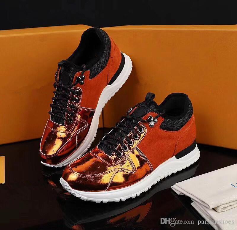 2019 Homens calçados casuais Médio Olive Burgundy esmagamento Designer Designer Mens Trainers Moda Sports Tn Além disso Sneakers lw19021803