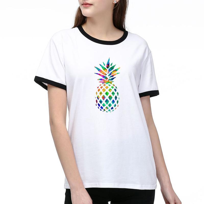Kadın T Shirt Yaz Moda Lady Tees Nefes Kısa Kollu hayvan çiçek Desen Baskılı Tişörtler Gömlek kısa kollu Tops