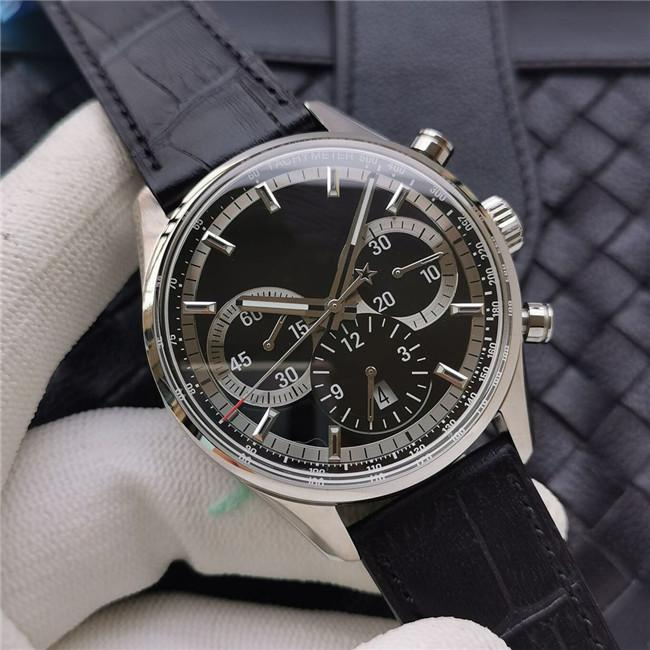 2020 7750 Движение 316L Сталь 42mmx13mm Дизайнерские часы Роскошные мужские Часы Роскошные Высокое Качество Часы Сапфировое стекло