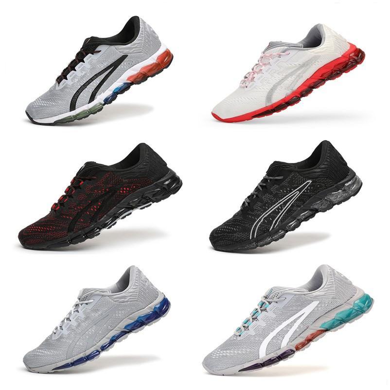 Gel-Quantum 360 SHIFT Stabilità Runner Sneakers utilità nero Triple Bianco Racer Blu atletica Mens Trainers Fashion Sneakers ASIC Sport 04