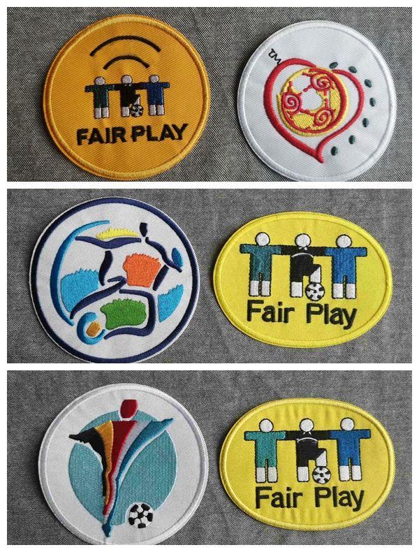 Сувениры Новый ретро Европейский 1996 200 2004 Евро патч футбол Печать пластыри значки, футбол горячего тиснения патч Бейджи