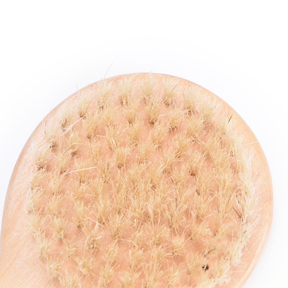 All'ingrosso 2020 Natural Loofah corpo del bagno doccia Spugna Scrubber Pad esfoliante pulizia del corpo tampone pennello vendita calda