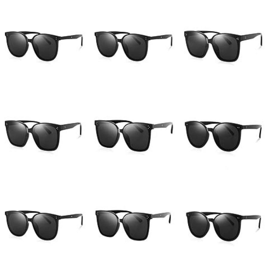 Nueva Flat Top Espejo Gafas de sol Las mujeres gato de la manera de los ojos Gafas de sol de moda marca de diseño retro de los hombres Gafas de Sol UV400 Femenino Y202 # 516