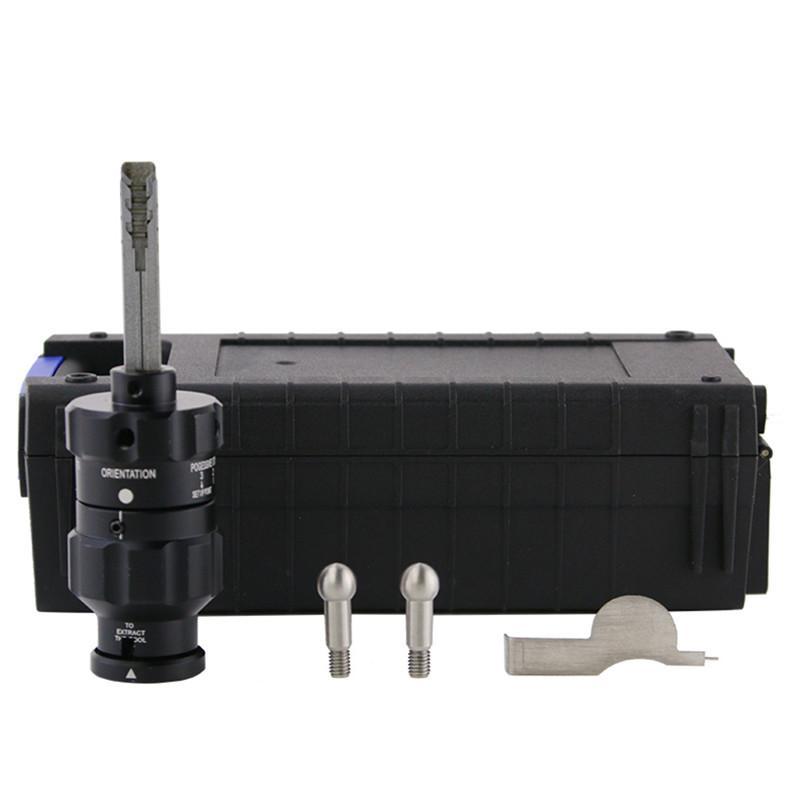 Alta Qualidade toy48 Auto Turbo Decoder v.2 Tubular Gazuas serralheiro Ferramentas Turbo Decoder serralheiro Ferramentas