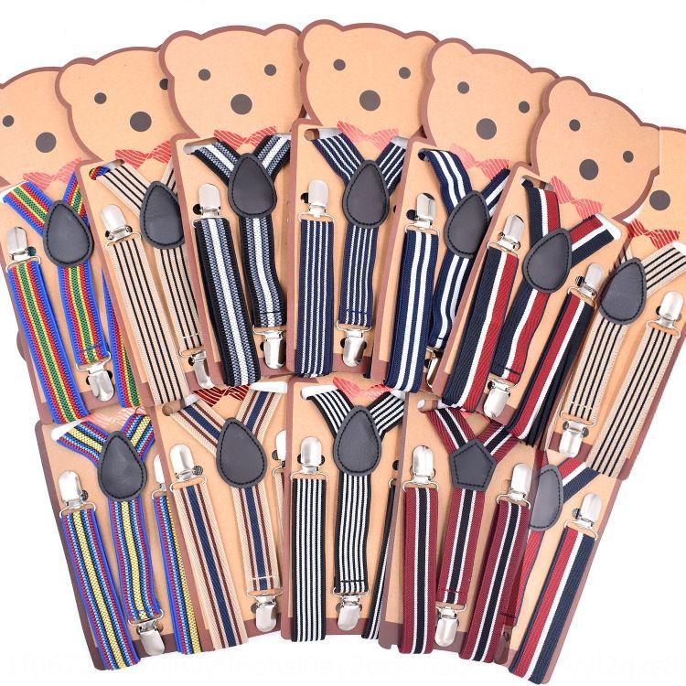 3 Y-tipo de hCLFe Crianças cintas suspensórios meninas Sling meninos de 3 clipe de Y-tipo de Crianças cintas Sling calças calças e calças meninos clipe