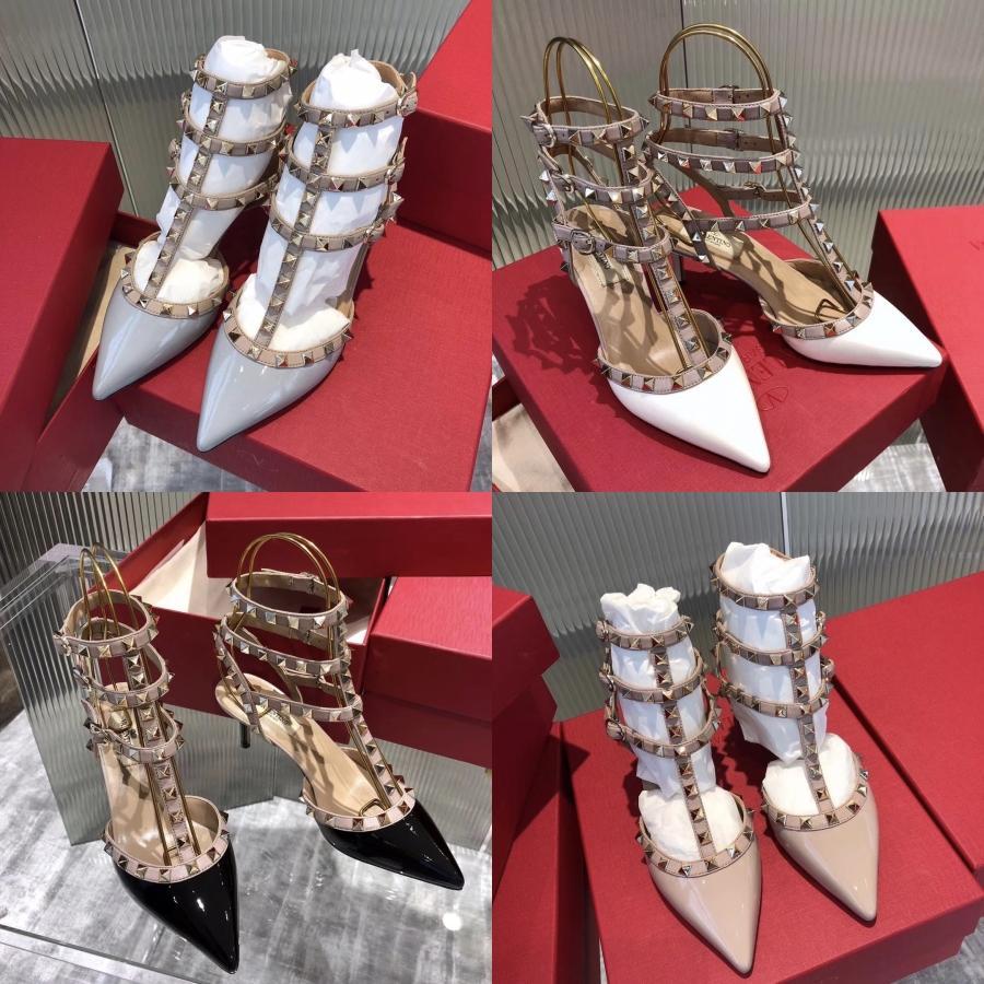 Celebrity Ispirato Muffin sandali femminili 2020 Piattaforma Ering Estate piedi larghi A- Linea fibbia della cintura Tutto-Fiammifero Roma sandali # 193
