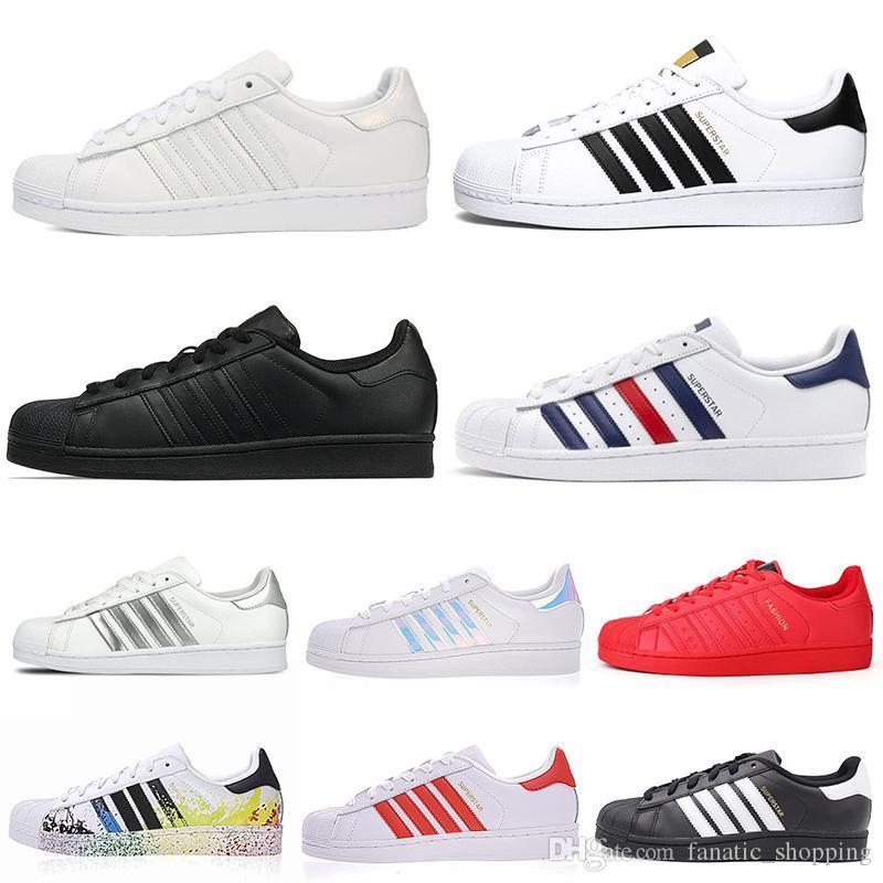 2020 الجديدة HOT النجوم الرجال الاحذية لوحة-FORME النساء Chaussures الثلاثي أبيض أسود 80S الكبرياء ستار شقق مصمم أحذية رياضية 36-45