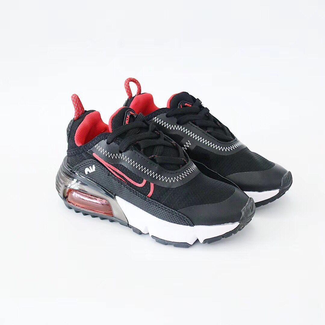 2020 gros TN plus KPU coussin d'air formateur enfants Chaussures de course garçon jeune fille enfant du sport Sneaker taille 28-35