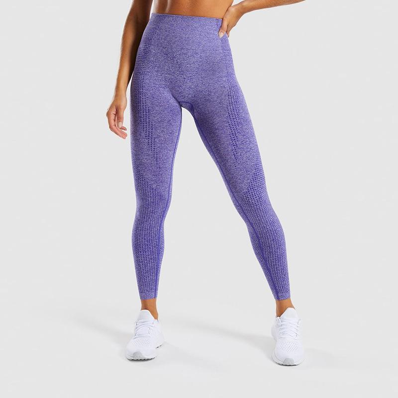 Yoga Outfits Nahtlose Gymnöne Leggings Scunch absolviert Hosen Hohe Taille Fitness Übung Strumpfhosen Frauen Sport Sexy Hose