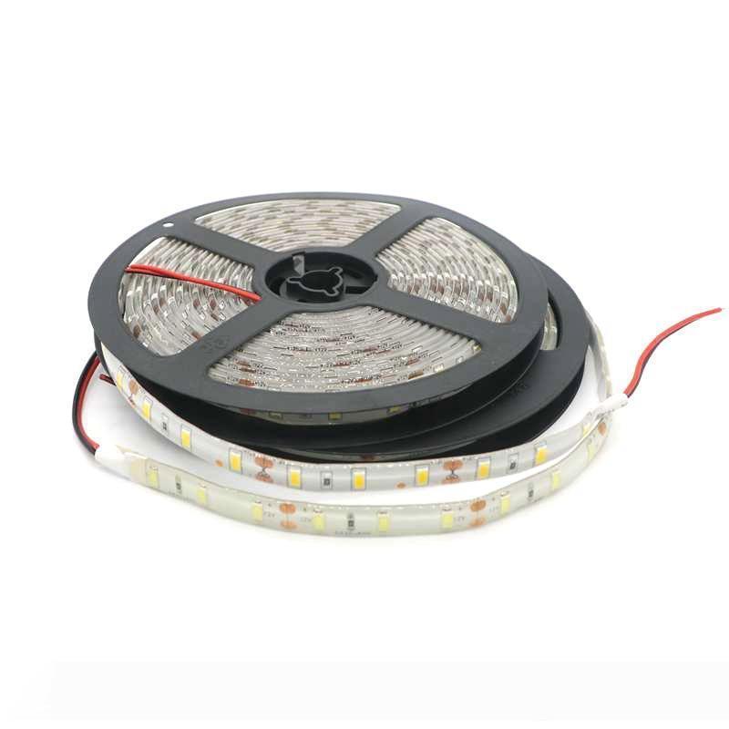 DC12V LED-Streifen 5630 flexibles Licht 60Leds m 5m IP65 wasserdicht SMD 5630 LED Streifen-Licht