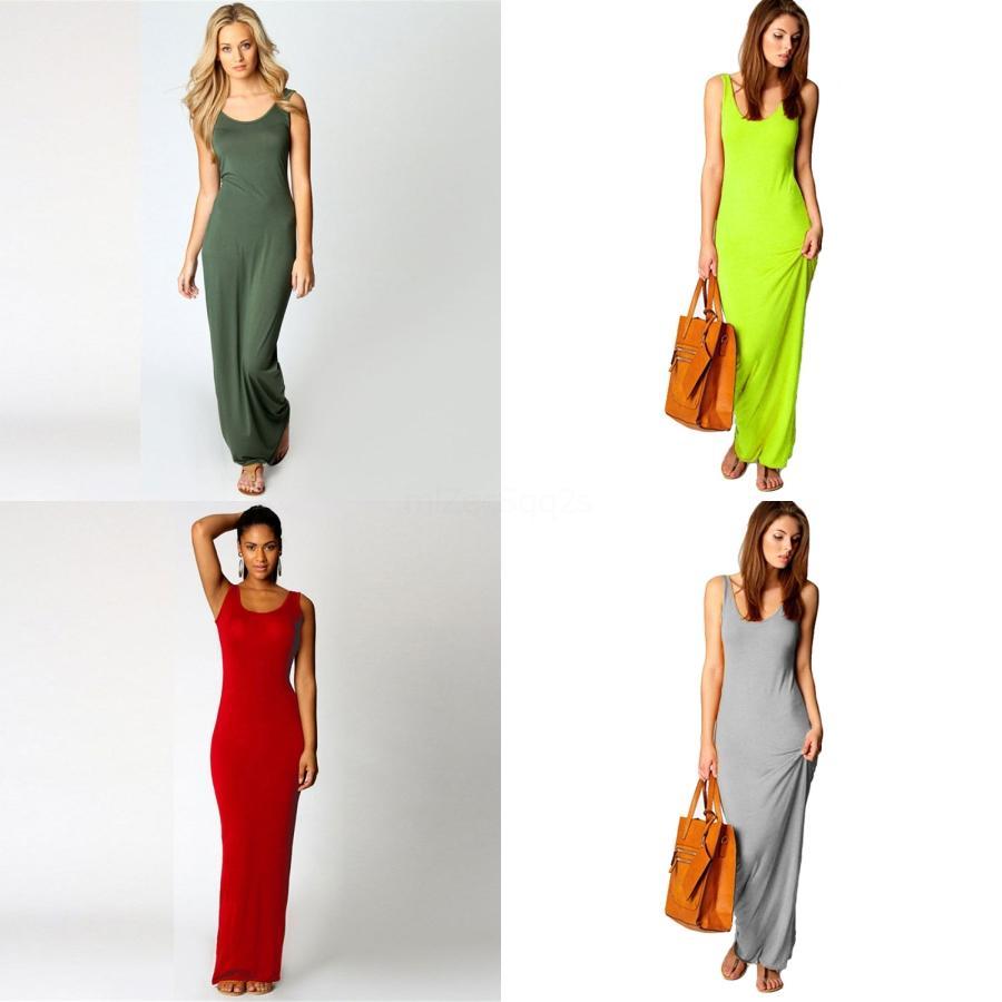New Fashion Sexy Casual Sleeveless Dresses Women Summer Evening Party Beach Dress Short Chiffon Mini Dress BOHO Womens Clothing-Stock Cle#345