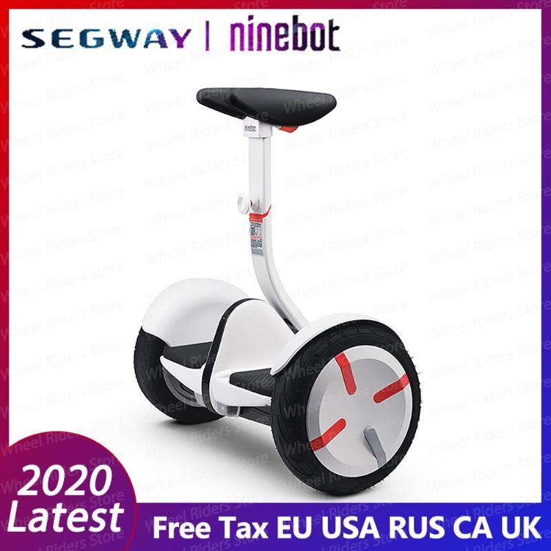 الأصل Ninebot ميني برو N3M320 الذاتي موازنة سكوتر الكهربائية عجلتين 800W 30 عدد الأميال الذكية هوفيربوارد المجلس سكيت