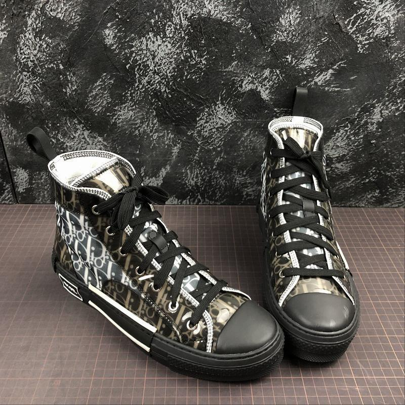 Neue Qualitäts-B22 B23 Men s Leinwand und Kalbsleder Turnschuhe Laufschuhe Mode Frauen Turnschuhe Französisch-Entwerfer-Marken-beiläufige Schuh