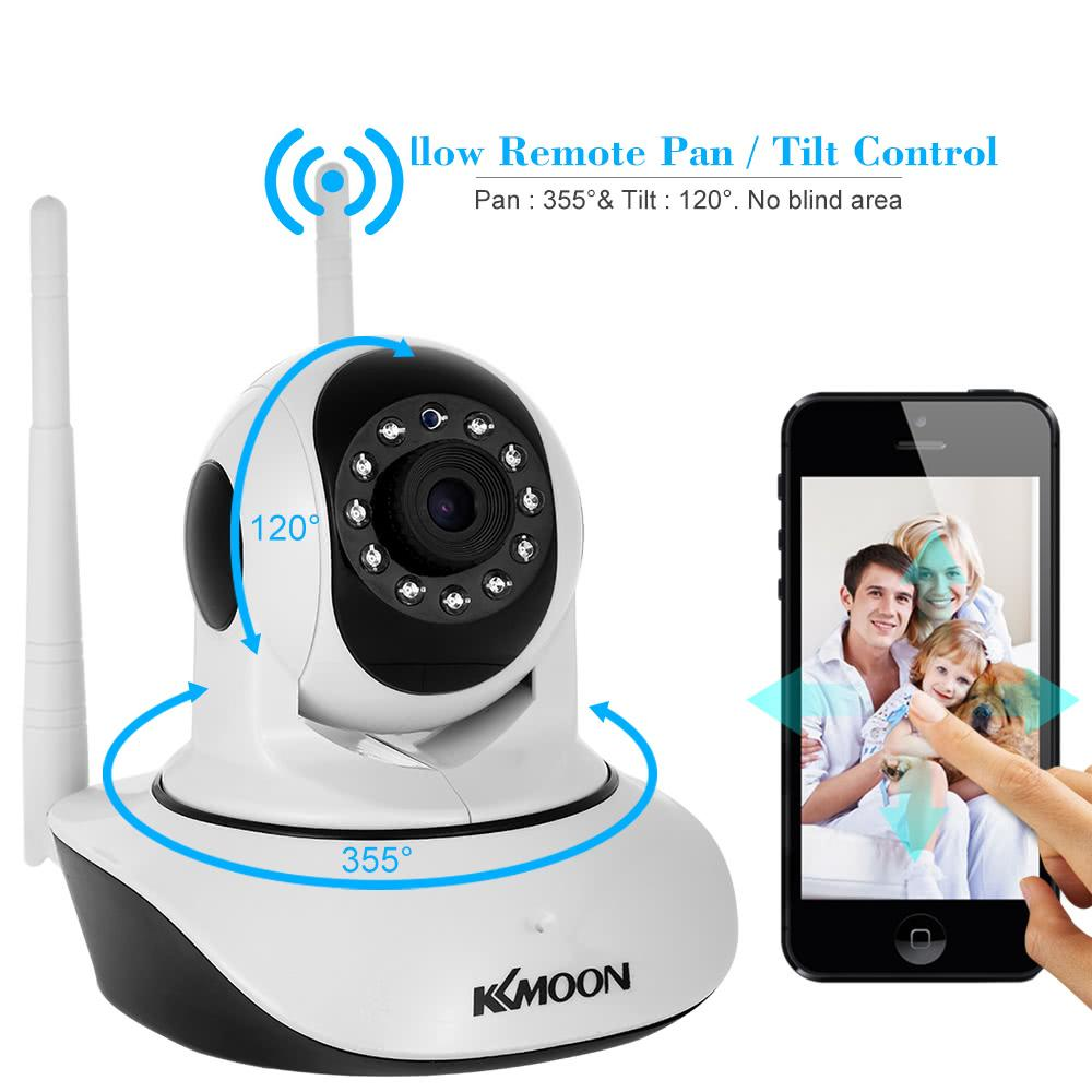 Wifi IP Camera Surveillance 1080P HD Night Vision Two Way Audio Wireless Video CCTV Camera Baby Monitor Home Security System