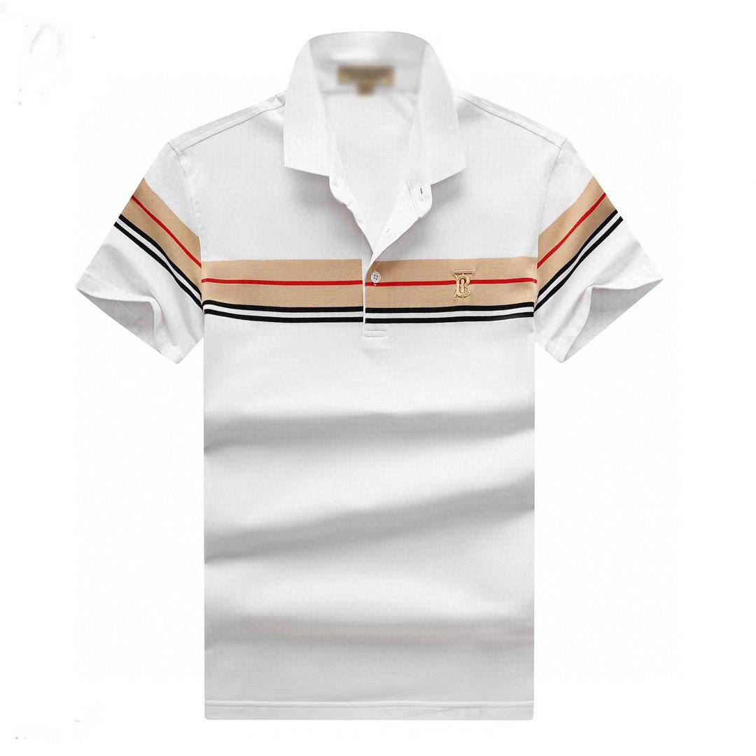 nueva calle verano camisa de polo de la calle principal diseñador italiano camisa de polo