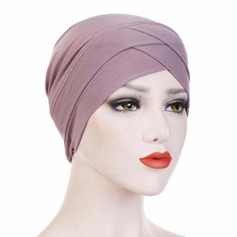 Cristal Cloth Sólidos Testa Turban Bonnet Cruz Hat Day And Night sono muçulmanos Hat BT 17 Chapéu de basebol chapéus da praia Desde Htiancai, $ 14,3 mP1h #