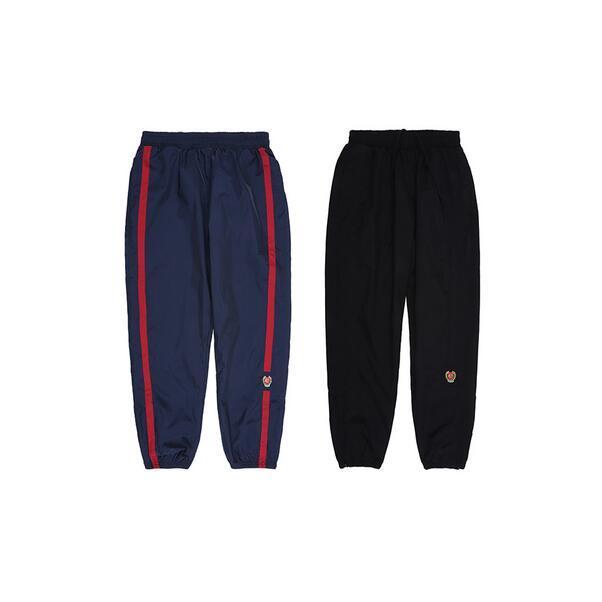 2020 New Style Ankle Zipper Sweatpants Men Women Couples HIPHOP Streetwear Skateboard Trackpants Men