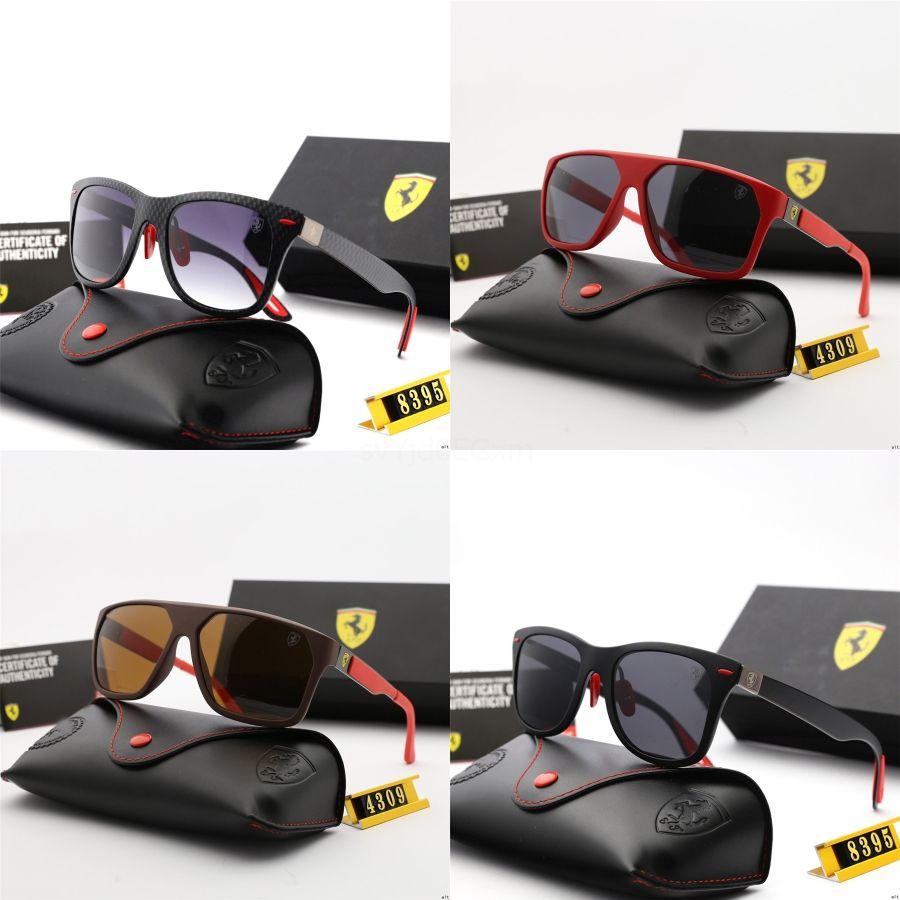 2020 Atacado New Rimless Madeira Óculos de sol New 8.200.757 óculos sem aro Com HOT Unisex Lente Negra Decor Wood Frame UV400 Driving Glasses # 577