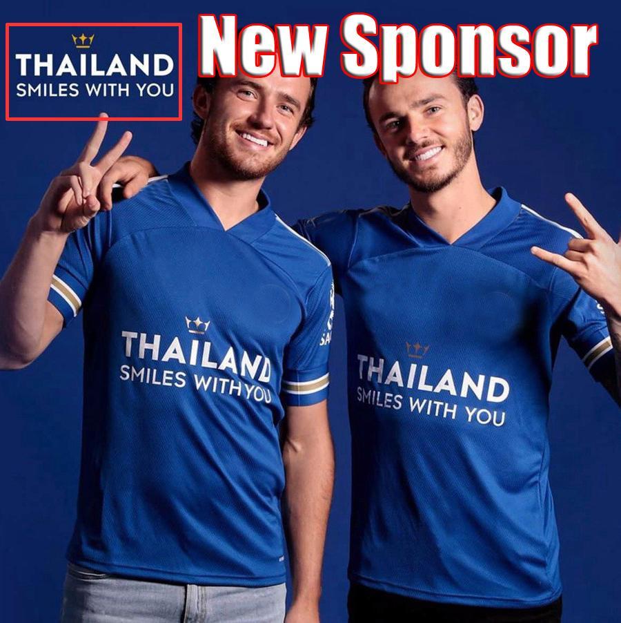 Thailand Leicester soccer jersey 20 21 football shirt CITY 2020 2021 VARDY camiseta NDIDI MADDISON maillot de foot uniform Men + kids kit