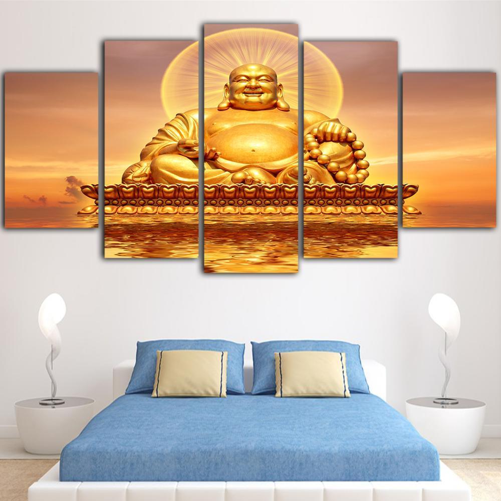 5 peça Cuadros Decoraci N Dormitorio Quadri Su Tela Per Soggiorno Poster Anime Uadros Decoracion Dormitorio tela impressões